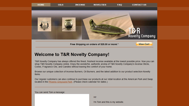 TR Novelty Company